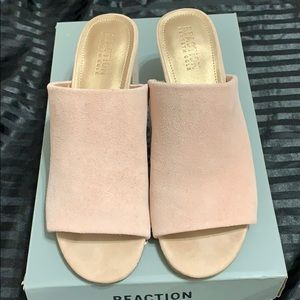 Kenneth Cole Reaction Mass-Ter-Mind 7 Slip On Mule